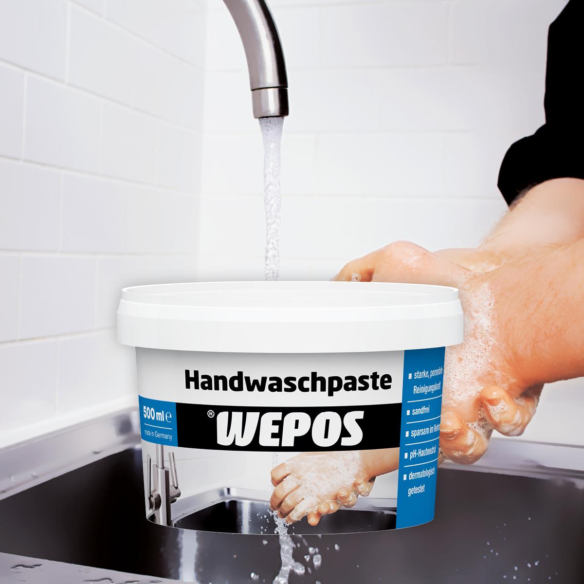Handwaschpaste