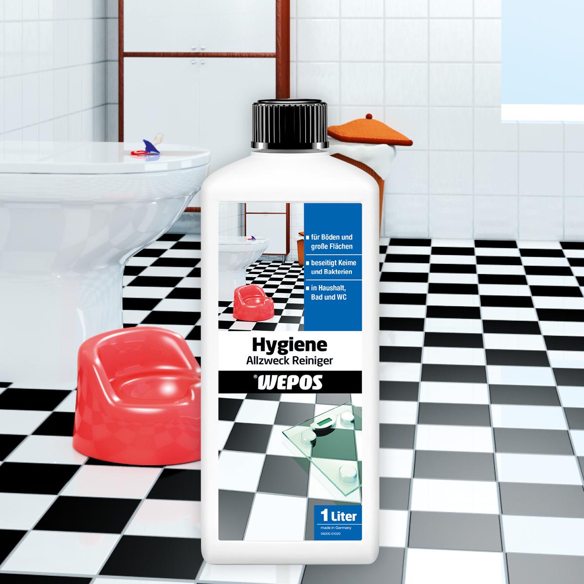 Hygiene Allzweck Reiniger