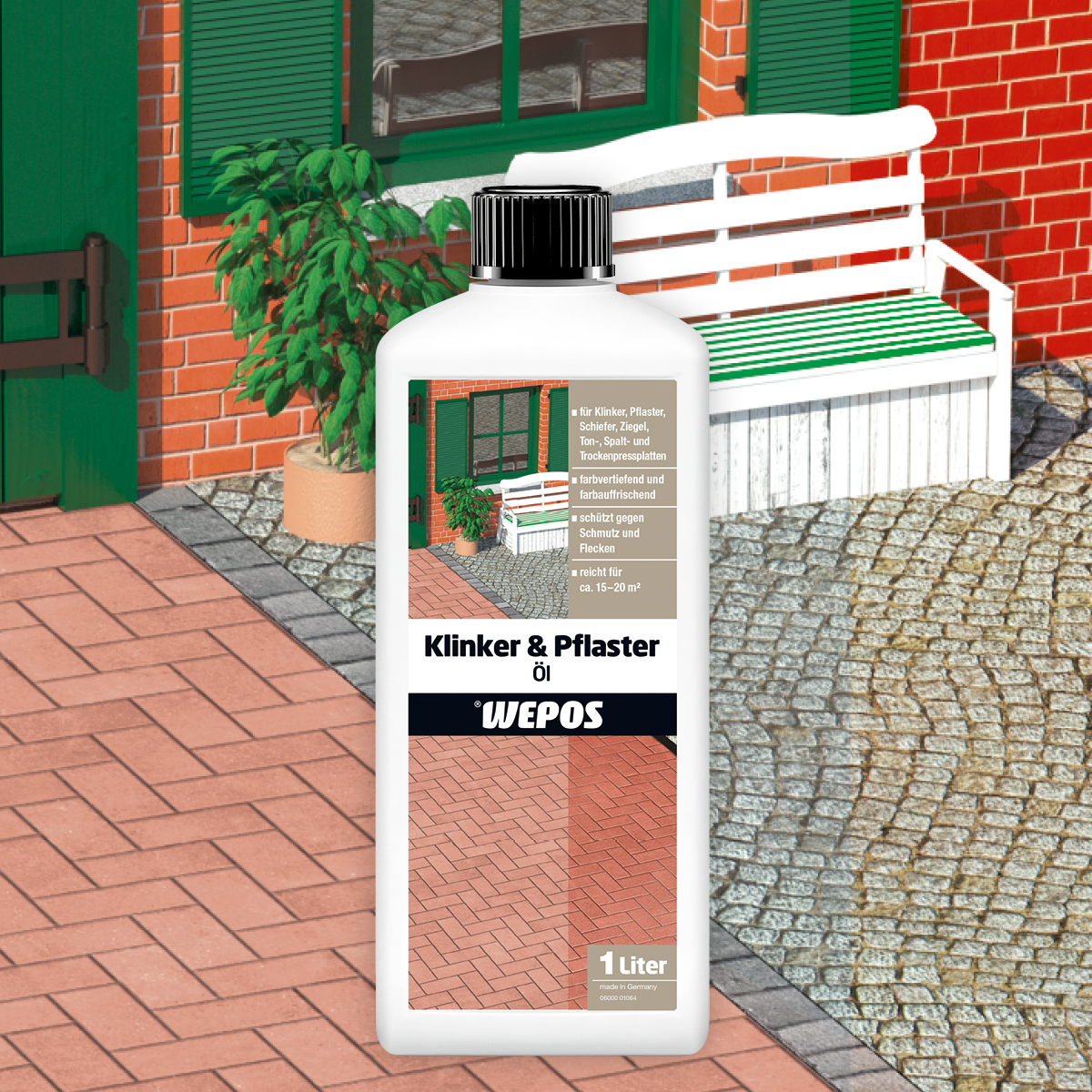 Klinker & Pflaster Öl
