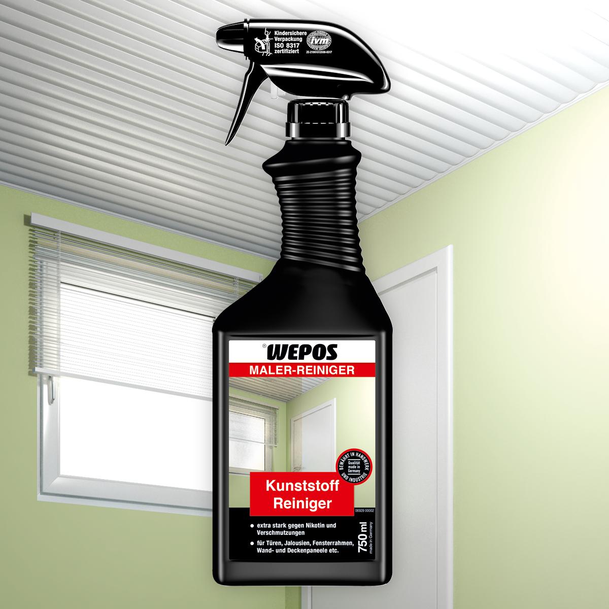 Maler-Reiniger Kunststoff Reiniger 750 ml