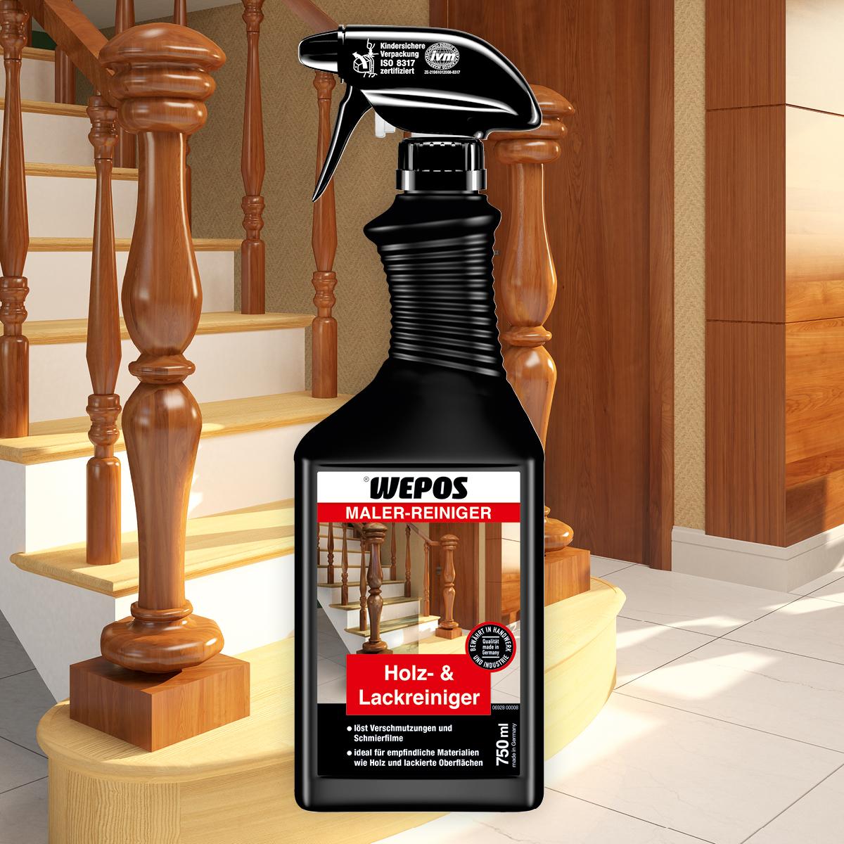 Maler-Reiniger Holz- & Lackreiniger 750 ml