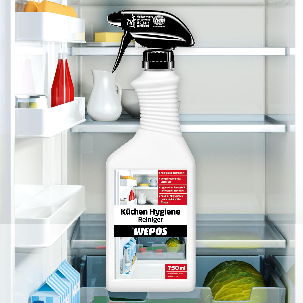 Küchen Hygiene Reiniger