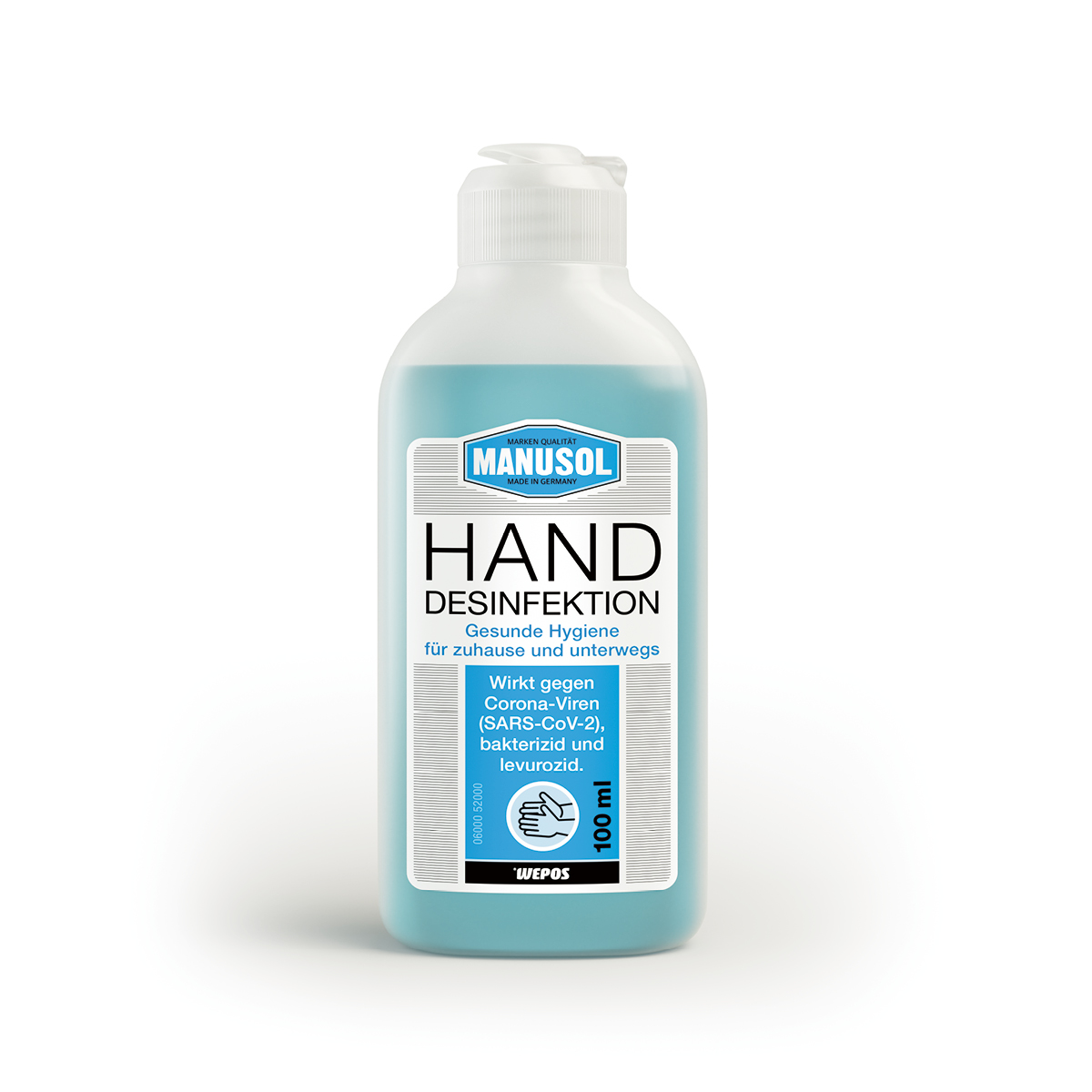 Manusol Hand Desinfektion